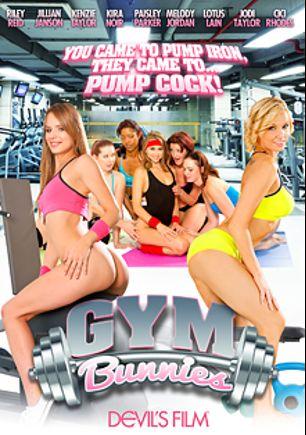 Gym Bunnies, starring Kenzie Taylor, Kira Noir, Jillian Janson, Jodi Taylor, Cici Rhodes, Paisley Parker, Lotus Lain, Melody Jordan and Riley Reid, produced by Devil's Film and Devils Film.