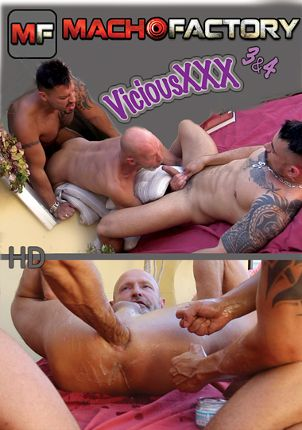 Gay Adult Movie Vicious XXX 3 And 4