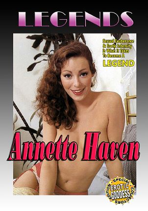 Straight Adult Movie Legends: Annette Haven