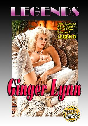 Straight Adult Movie Legends: Ginger Lynn