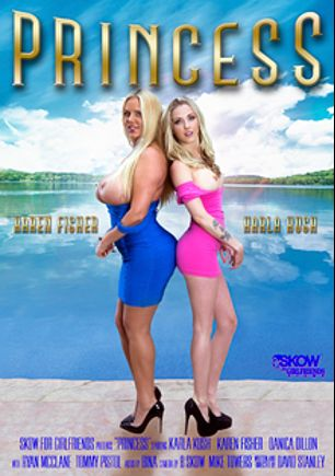 Princess, starring Karla Kush, Karen Fisher, Ryan McLane, Danica Dillan and Tommy Pistol, produced by Girlfriends Films and Skow.