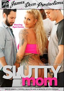 Slutty Mom, starring Ryan Conner, Brad Knight, Kasey Warner, Isiah Maxwell, Tommy Pistol and James Deen, produced by Girlfriends Films and James Deen Productions.
