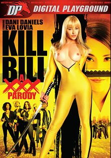 Kill Bill: A XXX Parody, starring Dani Daniels, Eva Lovia, Richie's Brain, Xander Corvus, Ash Hollywood, Bridgette B., Keiran Lee, Misty Stone, Derrick Pierce, Tommy Gunn and Mick Blue, produced by Digital Playground.