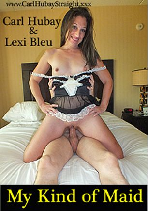 My Kind Of Maid, starring Lexi Bleu and Carl Hubay, produced by Hot Clits Video.