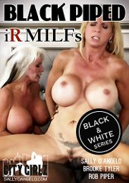 """Just Added presents the adult entertainment movie """"Black Piped""""."""