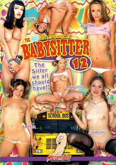 "Adult entertainment movie ""The Babysitter 12"" starring Madison Sins, Tabitha Blue & Rachel Rotten. Produced by Multimedia Pictures."