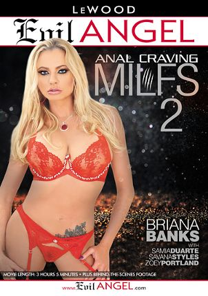 Straight Adult Movie Anal Craving MILFs 2