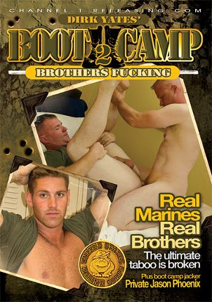Gay Adult Movie Dirk Yates Boot Camp 2: Brothers Fucking