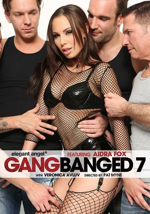 Straight Adult Movie Gang Banged 7