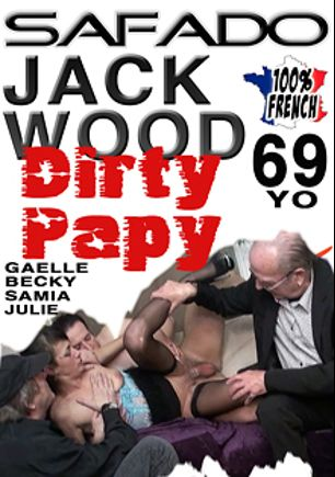 Dirty Papy, starring Gaellia, Becky, Samia Christal and Julie, produced by Safado.