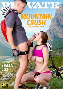 Mountain Crush, starring Stella Cox, Clea Gaultier, Lady Dee and Julia Roca, produced by Private Media.