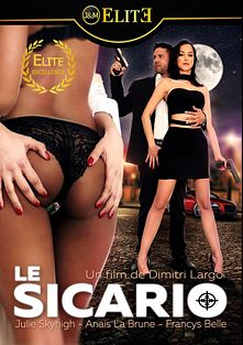 Le Sicario, starring Julie Skyhigh, Anais La Brune, Francys Belle, Fabrice Triple X, Max Casanova and Jack Woods, produced by J&M Elite.