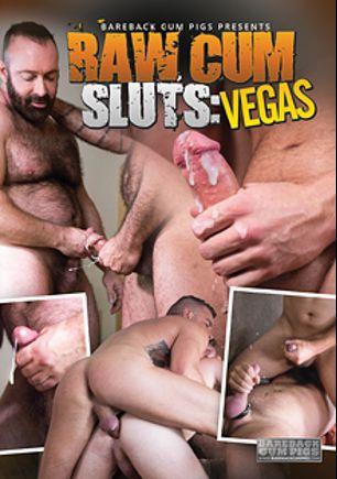 Raw Cum Sluts: Vegas, starring Jon Shield, Brian Bonds, Josh Stone, Jackson Fillmore, Dolf Dietrich, Brad Kalvo and Alessio Romero, produced by Bareback Cum Pigs.