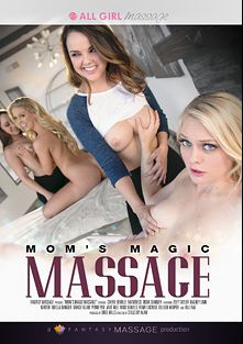 Mom's Magic Massage, starring Cherie DeVille, India Summer, Rayveness, Zoey Taylor, Abella Danger, Jade Nile, Dillion Harper, Alli Rae, Penny Pax, Remy LaCroix, Nikki Daniels, Gracie Glam and Kagney Linn Karter, produced by All Girl Massage and Fantasy Massage Production.