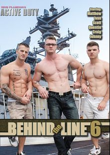Behind The Line 6, starring Matthew Reeves, Quentin Gainz, Craig Cameron, Scott Ambrose, Johnny (Pink Bird Media) and Ivan James, produced by Active Duty.