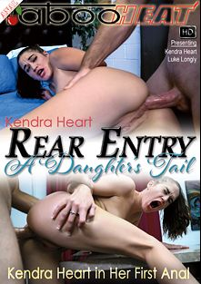 Kendra Heart In Rear Entry: A Daughter's Tail, starring Kendra Heart and Luke Longly, produced by Taboo Heat.