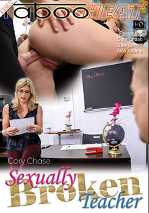 Cory Chase In Sexually Broken Teacher, starring Cory Chase, Alex Adams and Luke Longly, produced by Taboo Heat.