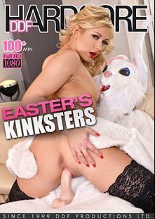 Easter's Kinksters, starring Tracy Lindsay, Abril Gerald, Charlyse Angel, Nekane, Lola Taylor and Kayla Green, produced by DDF Production Ltd and DDF Hardcore.