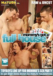 Straight Adult Movie Mommy's Got A Full House
