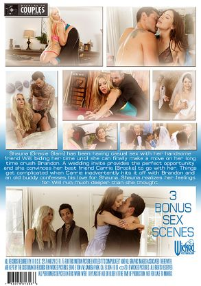 Straight Adult Movie It's Complicated - back box cover