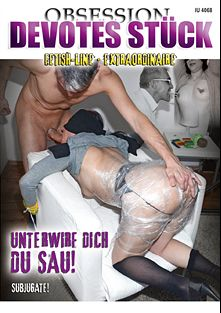 Obsession: Devotes Stuck: Unterwire Dich Du Sau, starring Luna and Mary, produced by Obsession.