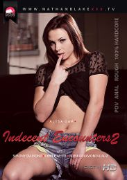 "Just Added presents the adult entertainment movie ""Indecent Encounters 2""."