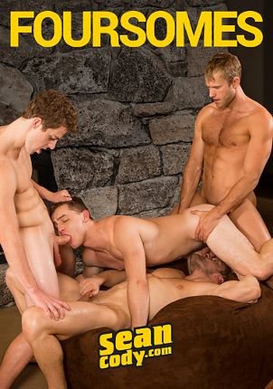Gay Adult Movie Foursomes