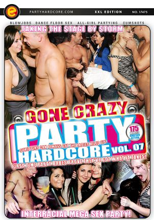Straight Adult Movie Party Hardcore: Gone Crazy 7