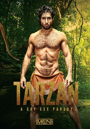 Gay Adult Movie Tarzan A Gay XXX Parody