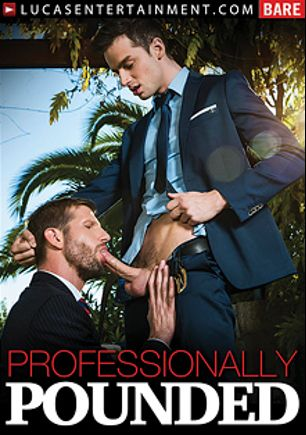 Gentlemen 16: Professionally Pounded, starring Massimo Piano, Tomas Brand, Jesse Vos, Klein Kerr, Dylan O'Hardy, Damon Heart, Zander Craze and Viktor Rom, produced by Lucas Entertainment.