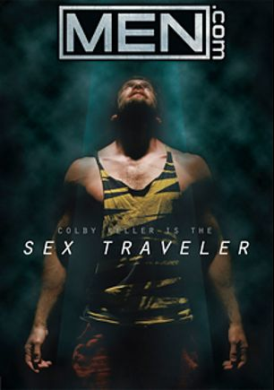 Sex Traveler, starring Colby Keller, Billy Santoro, Colby Jansen, J.D. Phoenix, Landon Conrad and Adam Herst, produced by Men.