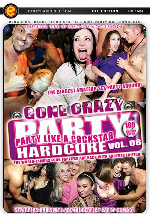 Straight Adult Movie Party Hardcore: Gone Crazy 8