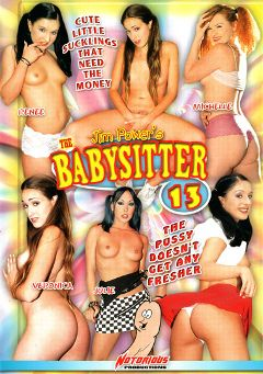"Adult entertainment movie ""The Babysitter 13"" starring Veronica Lace, Michelle Christian & Julie Night. Produced by Multimedia Pictures."