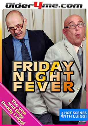 Friday Night Fever, starring Daddy Luiggi, Dario Russell, Joaquin and Laurent, produced by Older4Me.