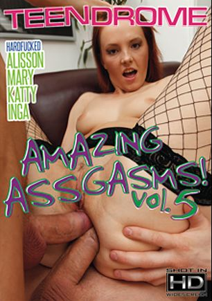 Amazing Assgasms 5, starring Paulette Davis, Markus Tynai, Germiona, Netta Jade, Oliver Strelly and Allison, produced by Teendrome.