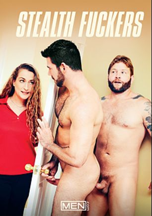 Stealth Fuckers, starring Colby Jansen, Johnny Rapid, Jack Radley, Brendan Phillips, Dennis (Sean Cody), Tommy Regan, Billy Santoro, Roman Todd and Marcus Mojo, produced by Men.