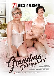 Grandma Gets Nailed, starring Ursula Grande, Ilona G., Julienne and Franny, produced by 21 Sextreme.
