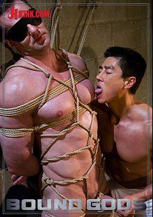 Bound Gods: The Straight Bodybuilder, starring Alex Fresno and Van Darkholme, produced by KinkMen.