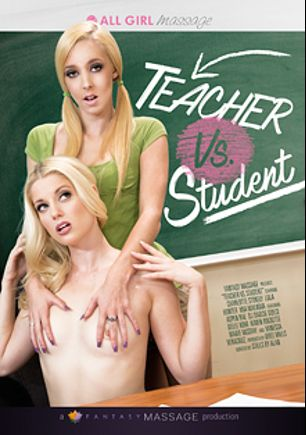 Teacher Vs. Student, starring Lola Hunter, Charlotte Stokely, Darcie Dolce, Belle Noire, Aspen Rae, Raven Rockette, Mia Malkova, Vanessa Veracruz and Marie McCray, produced by All Girl Massage and Fantasy Massage Production.