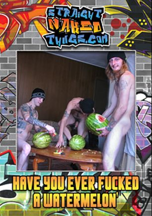 Have You Ever Fucked A Watermelon, starring Devin Reynolds, Blinx and Kenneth Slayer, produced by PornPlays and Straight Naked Thugs.