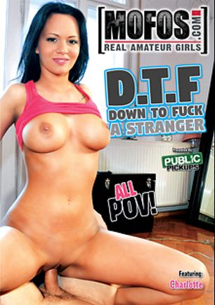 Down To Fuck A Stranger, starring Belle Claire, Charlotte Shark, Ally Breelsen, Lea Guerlin and Harmony Reigns, produced by MOFOS.