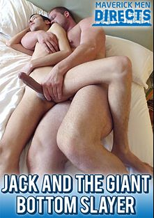 Jack And The Giant Bottom Slayer, starring Jack and Bryan, produced by MaverickMan22 Productions and MaverickMen Directs.