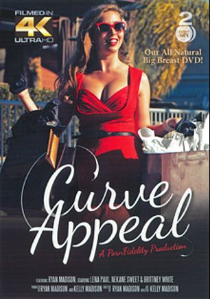 Curve Appeal, starring Lena Paul, Nekane, Brittney White and Ryan Madison, produced by Porn Fidelity.