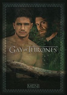 Gay Of Thrones, starring Colby Keller, Damien Crosse, Abraham Al Malek, Dato Foland, Toby Dutch, Paul Walker and Christopher Daniels, produced by Men.