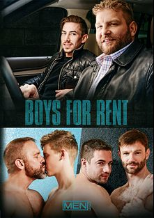 Boys For Rent, starring Colby Jansen, Dennis (Sean Cody), Jack Hunter, Alex Tanner, Dylan Knight and Dirk Caber, produced by Men.