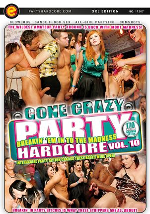 Straight Adult Movie Party Hardcore: Gone Crazy 10