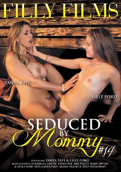 "Adult entertainment movie ""Seduced By Mommy 14"" starring Lilly Ford, Tanya Tate & Mirabella Amore. Produced by Filly Films."