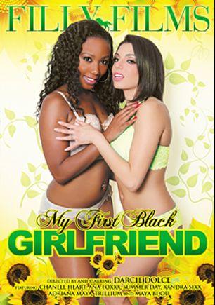 My First Black Girlfriend, starring Darcie Dolce, Chanell Heart, Maya Bijou, Xandra Sixx, Trillium (f), Adrian Maya, Ana Foxx and Summer Day, produced by Filly Films.