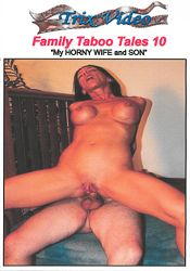 Straight Adult Movie Family Taboo Tales 10: My Horny Wife And Son