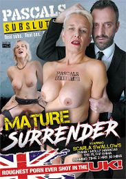 """Just Added presents the adult entertainment movie """"Mature Surrender""""."""